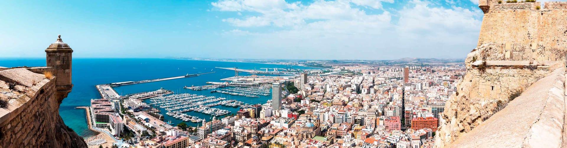 Viviendas en Alicante por menos de 50.000 euros