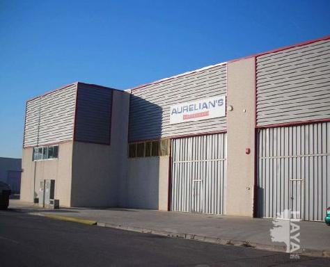 industrial warehouses venta in burriana de l oxigen