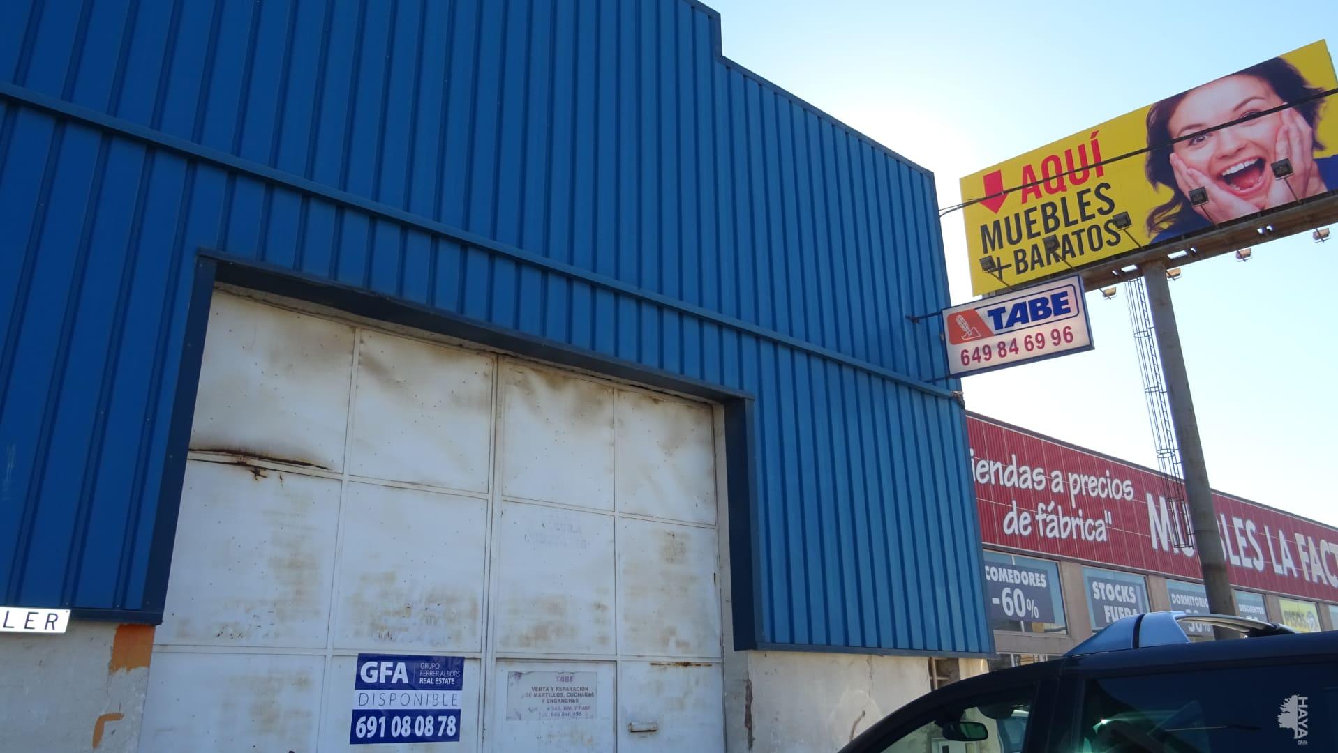 industrial warehouses venta in almazora almassora nacional