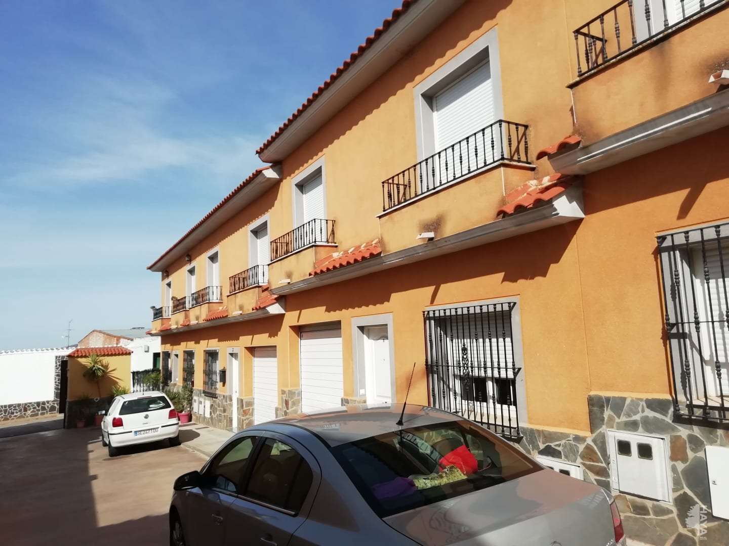 townhouses venta in puebla de sancho perez cuartel guardia civil