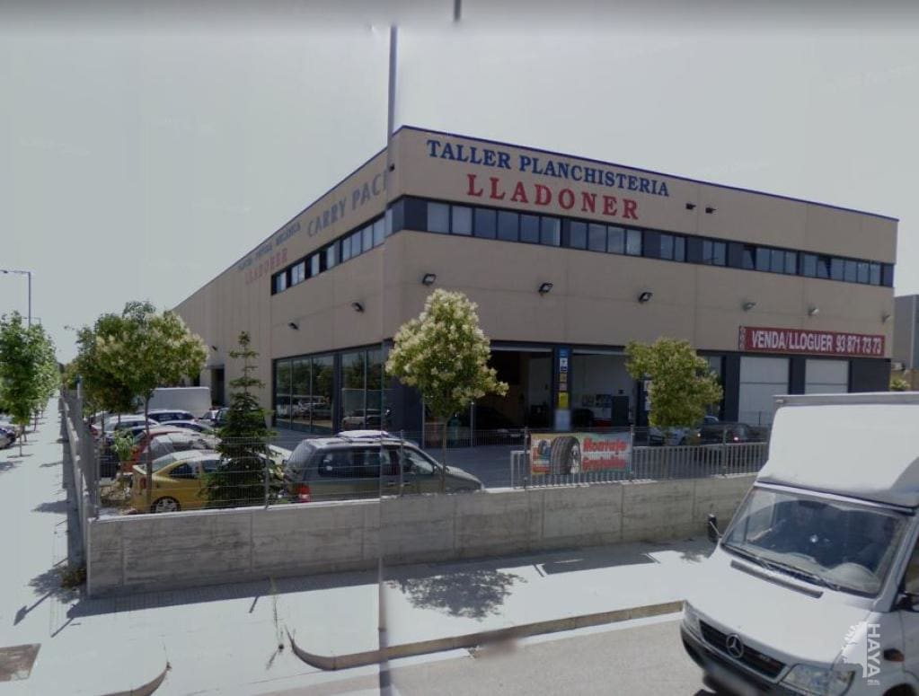 industrial warehouses venta in franqueses del valles ribera del congost