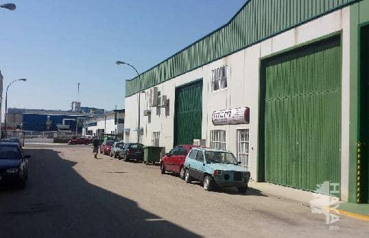 Nave industrial en venta en Albacete
