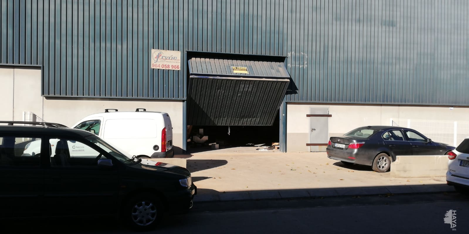 industrial warehouses venta in almazora almassora industria