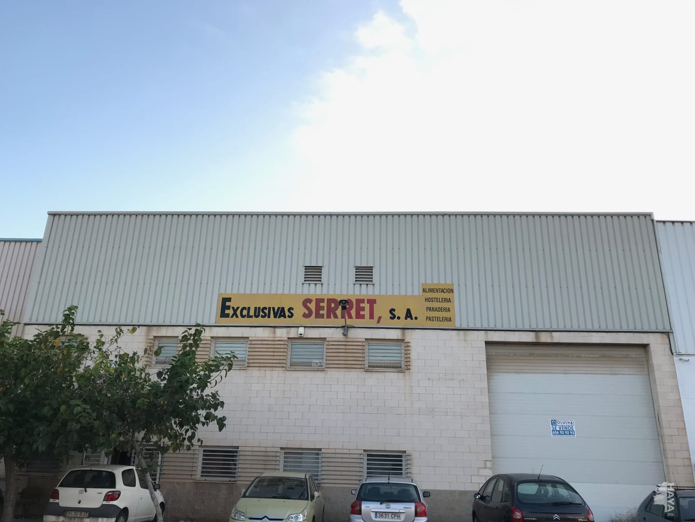 industrial warehouses venta in almazora almassora la rambla
