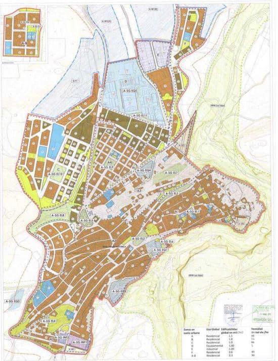 Venta de casas y pisos en Alhama de Granada Granada