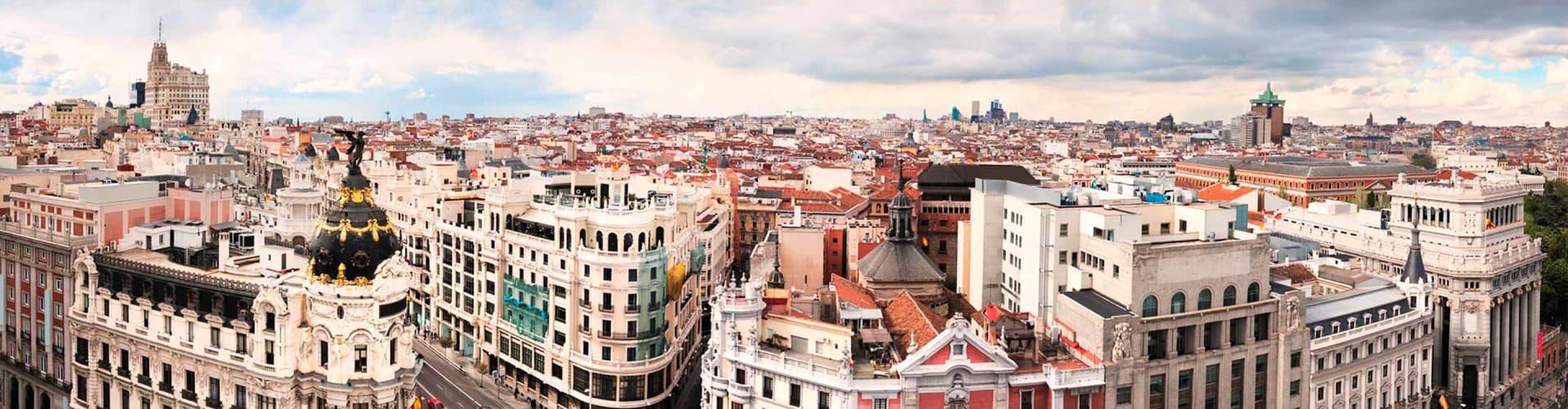 Viviendas en la Comunidad de Madrid